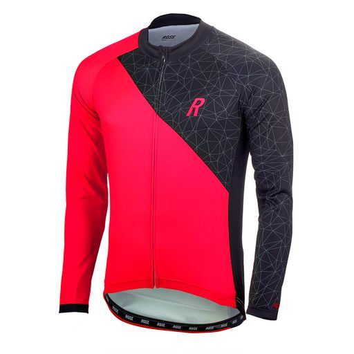 DESIGN IV long sleeve jersey