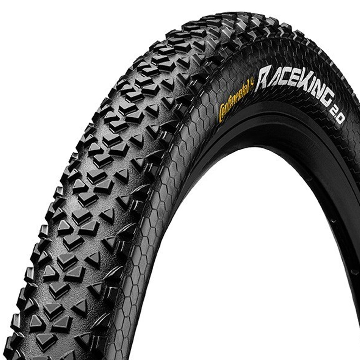 CONTINENTAL Black bicycle tire gravity 26x2.30