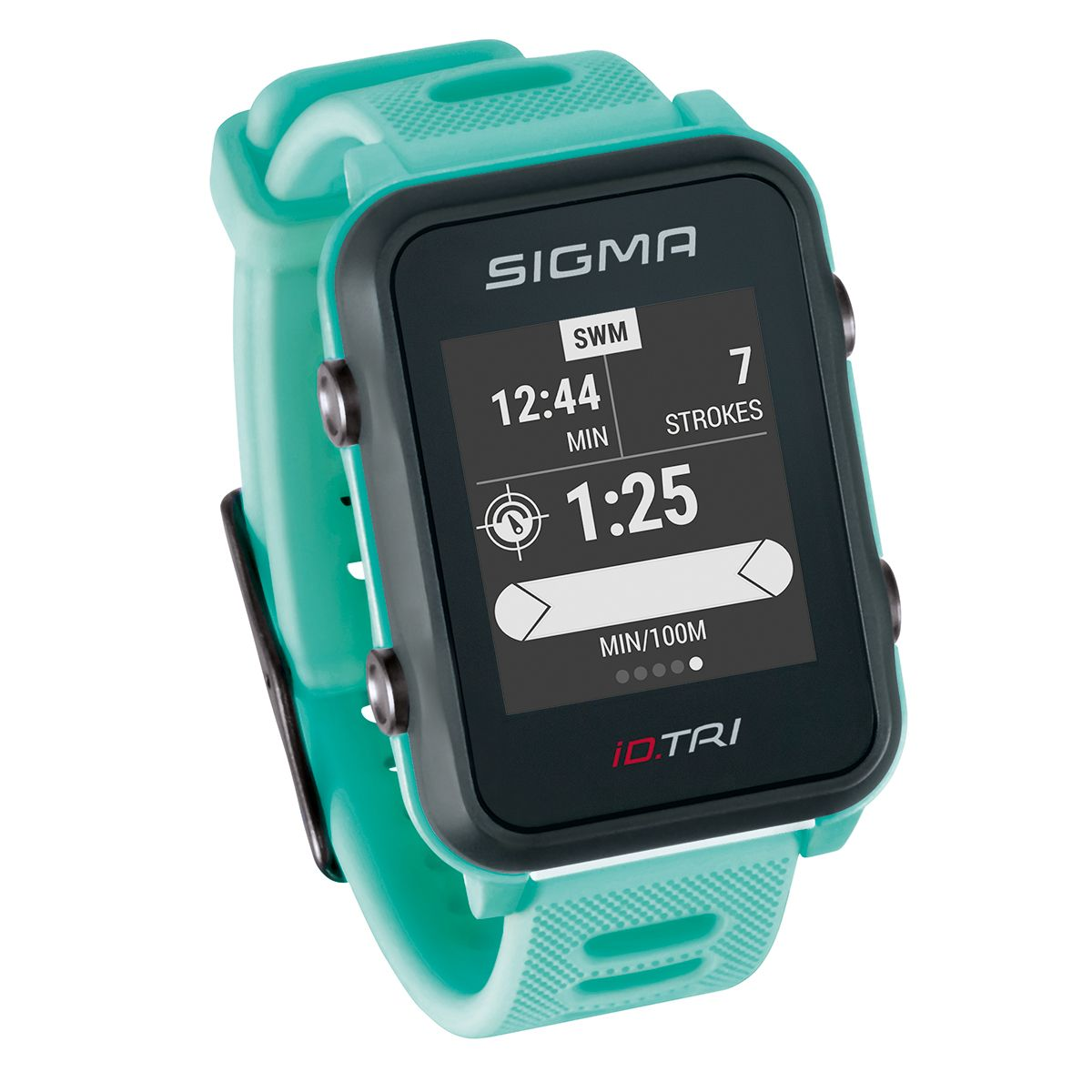 Sigma chest strap for PC-watches with transmitter and elastic st heart rate monitor accessories