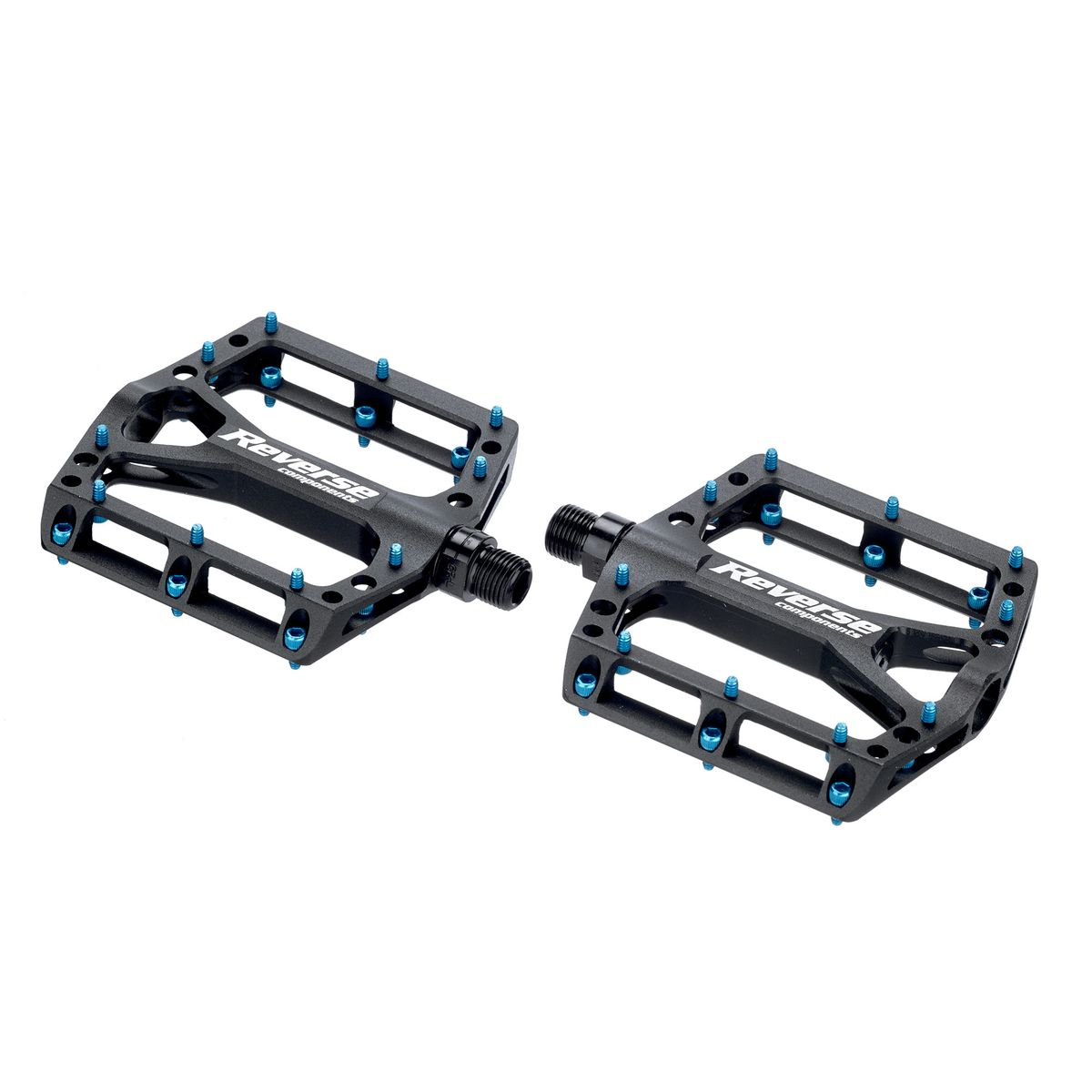 REVERSE Black ONE pedals